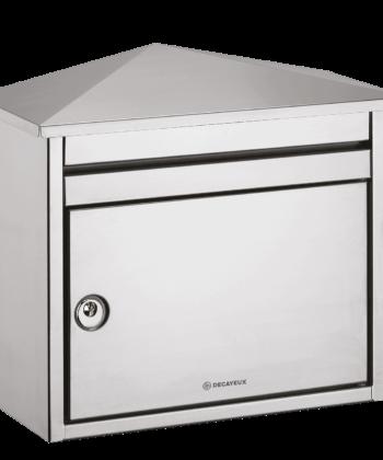 Briefkasten Postbox aus Edelstahl Design Line