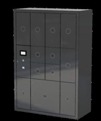 Packetfachanlage MySmartBox 12 Fächer