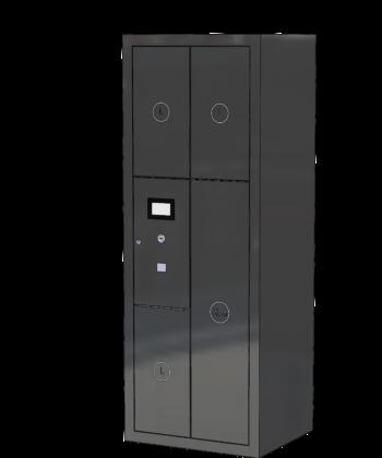 Packetfachanlage MySmartBox 4 Fächer